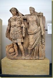 Aphrodisias Sebastieon Nero and Agrippina