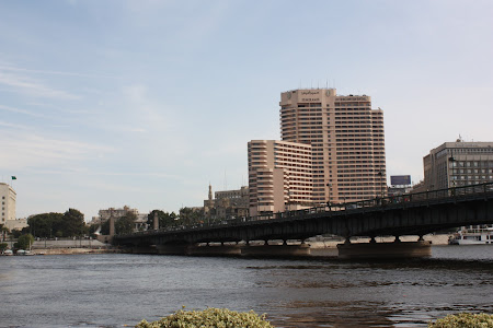 Hotel Intercontinental Cairo