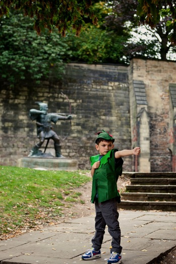 Robin Hood Marathon Day 18
