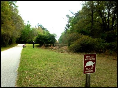 Gainesville to Hawthorn Bike Trail 148