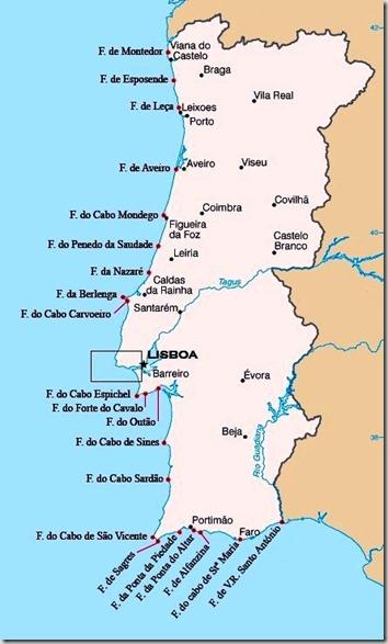 Faróis de Portugal
