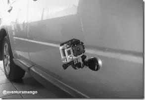 Montagem magnética GoPro 1