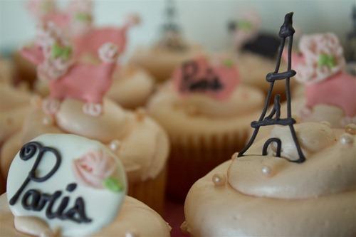 Paris Cupcakes-25