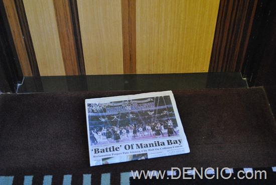 Bellevue Hotel Manila 59