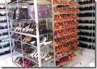 kerajinan kulit sepatu