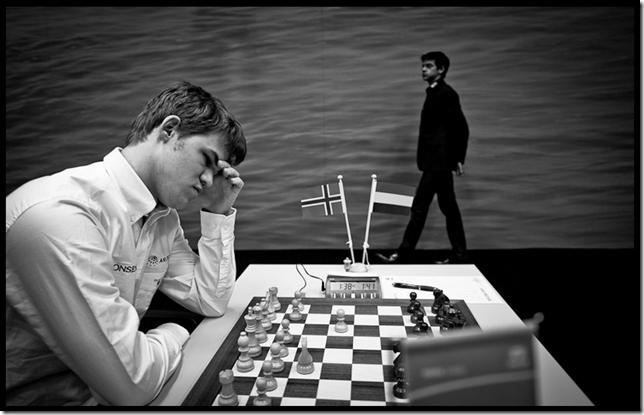 Magnus Carlsen - Giri - black
