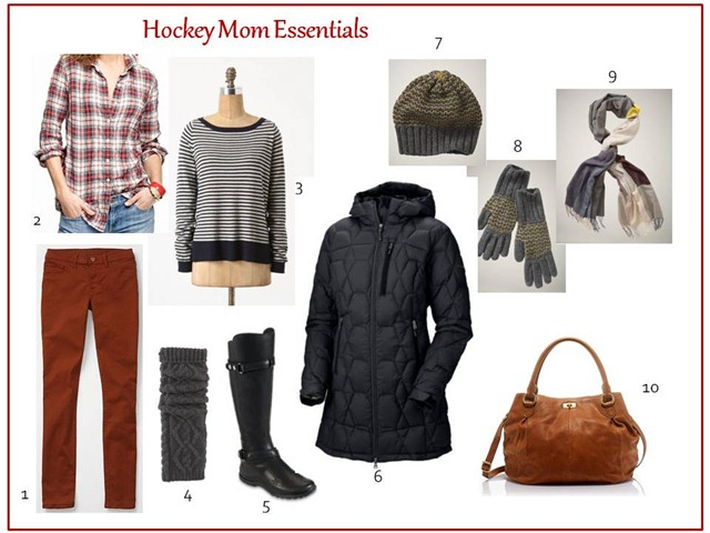 Hockey Mom List