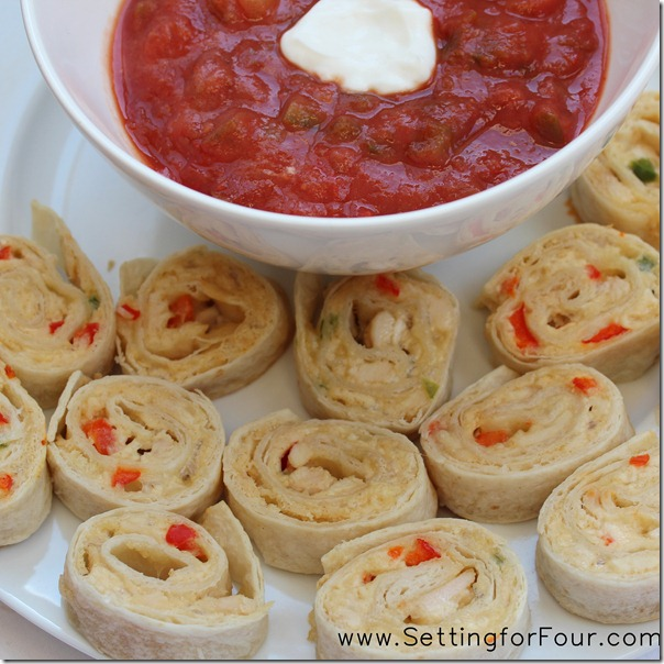 Super Bowl Party Recipe from Setting for Four #superbowl #recipe