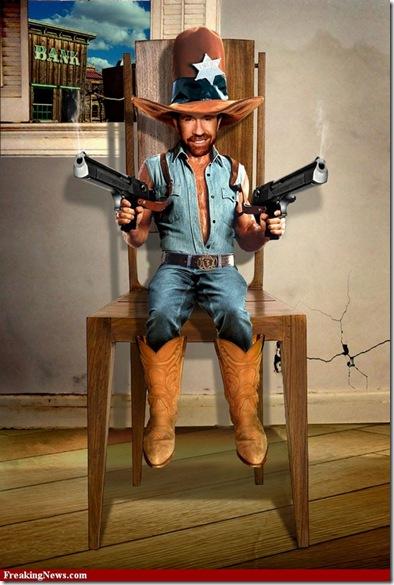 Chuck Norris (67)