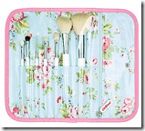 Cath Kidston Makeup Brush Set