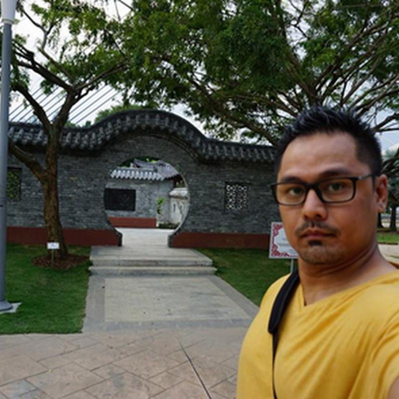 Taman Beijing di Putrajaya ?