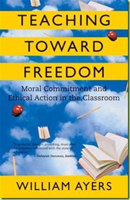 ayers teaching towards freedom
