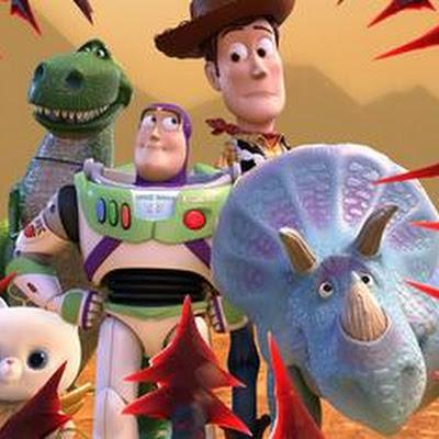 Toy Story, Olvidados en el tiempo: Estreno 14.12.14 Disney Channel