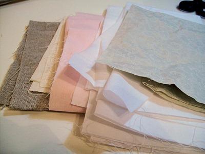 Stuffing fabrics
