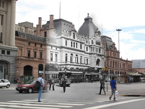 Estación Constitución, Buenos Aires, Argentina [Used with permission of Buenos Aires Simultánea]