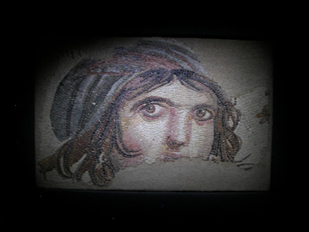 Imagini Anatolia: mozaic Alexandru cel Mare sau tiganca din Zeugma