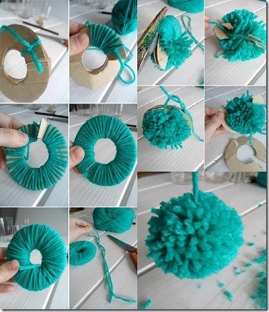 pompones peque