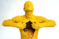 Imagen Lego Art