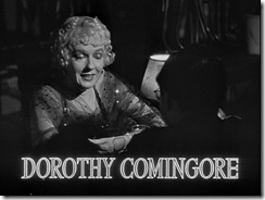 Citizen Kane Dorothy Comingore
