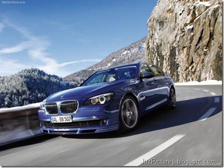 Alpina BMW B7 Bi-Turbo Allrad 2