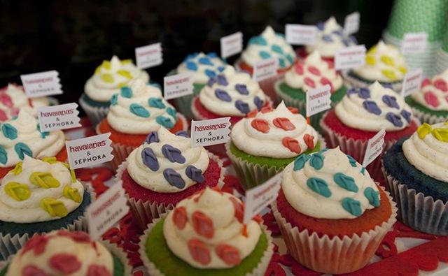 Havaianas-Sephora-cupcakes-1