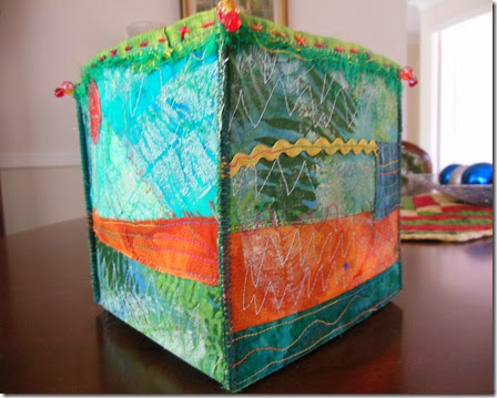 Shirley's green box