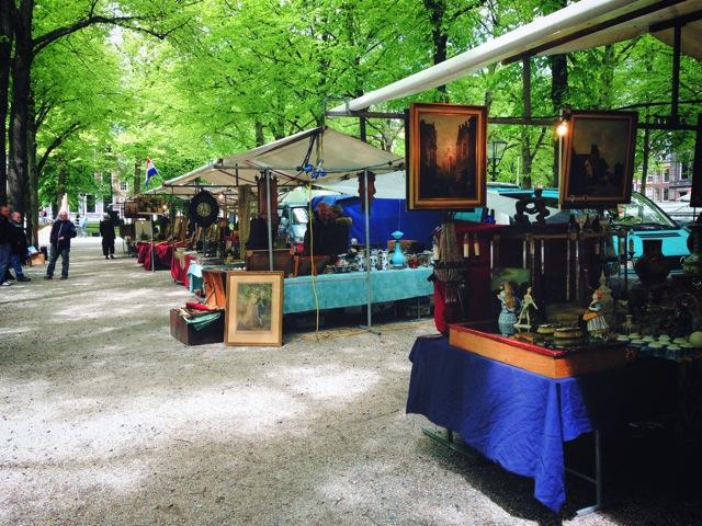 the hague market