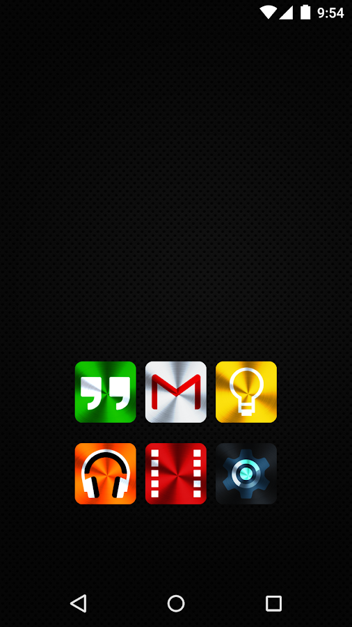 Vivid Icon Pack Screenshot 2
