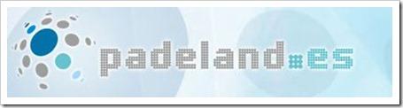 Nuevo patrocinador para el portal, PADELAND.ES: tu tienda de pádel online de confianza.