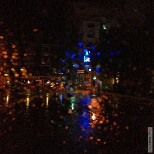 5. Сезон дождей. Таиланд 2555. Thailand
