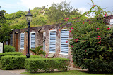 Beautifully Restored Buildings On The Original Site - St. George's, Antigua
