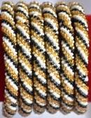 rollover bracelet golden stripe