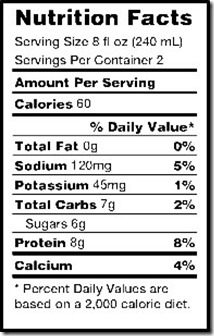 Recover03NutritionLabel
