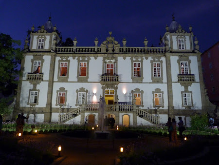 Luxury hotels in Portugal: Pousada de Porto