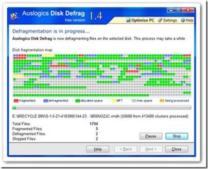 best hard disk defrag software