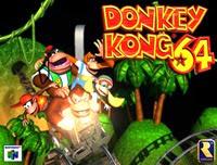 Donkey Kong 64 - Capa