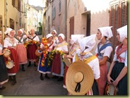Olivenfest - gamle kostymer