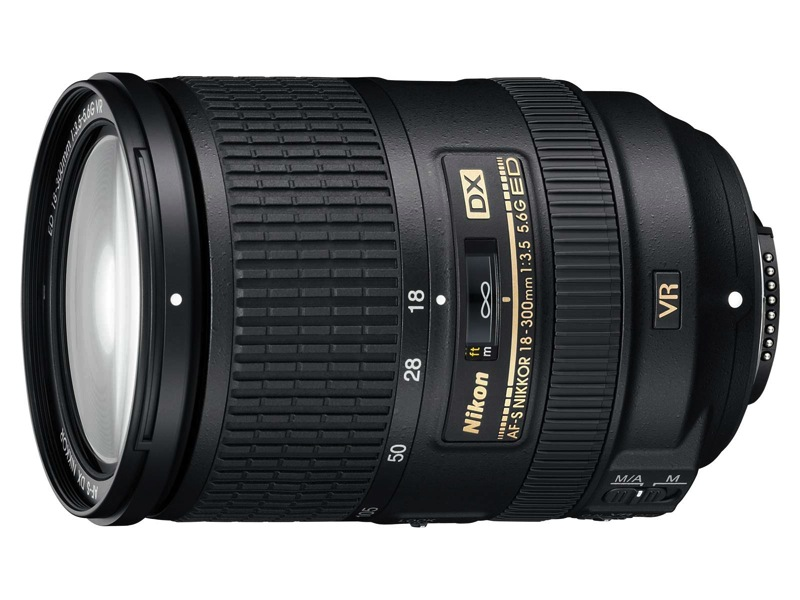 Nikon DX 18 300G