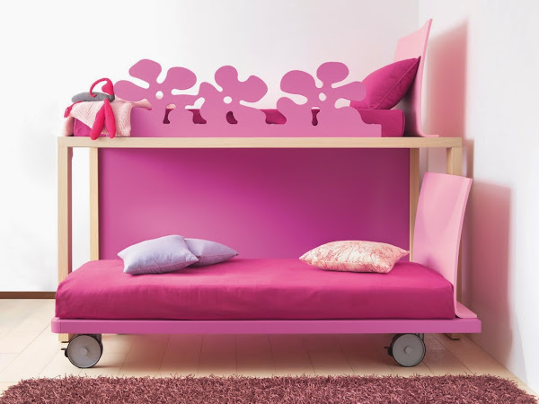 Girls_bunk_beds_letti_castello Bunk Beds For Girls