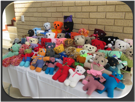 REMINDER : Brescia House Easter Teddy Bear Knitting Project 2013