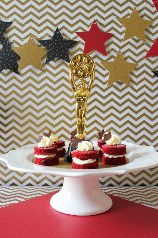 Oscar Party #oscars #party #diy