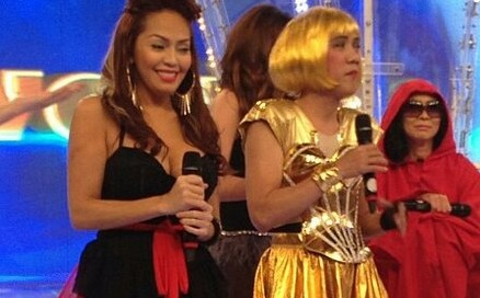 Ethel Booba and Ate Gay
