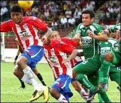 Atlético Junior vs Deportivo Cali,