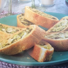 Broccoli Cheese Bread