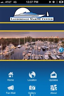 Lauderdale Marine Center - screenshot