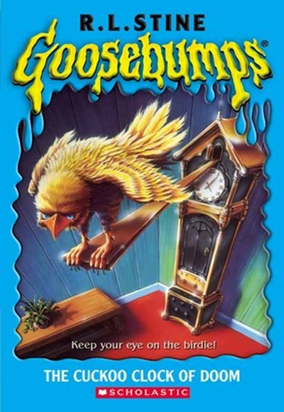 Goosebumps the cuckoo clock of doom