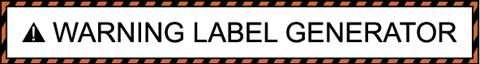warninglabelgenerator.com logo