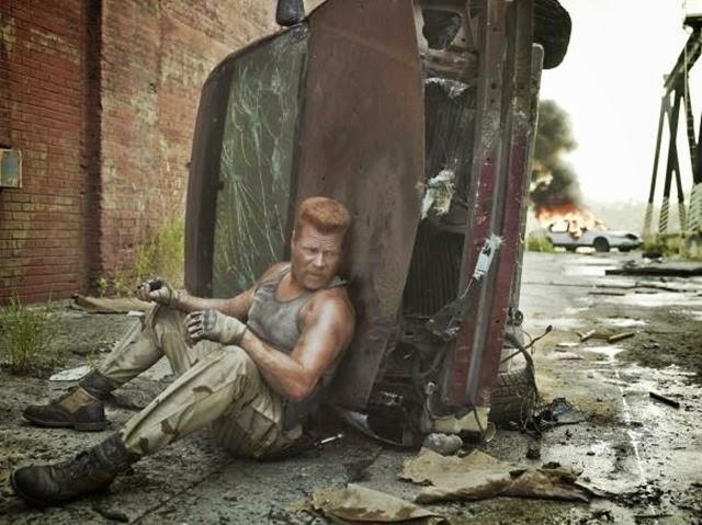 The Walking Dead vuelve a la ciudad urbana en la temporada 5