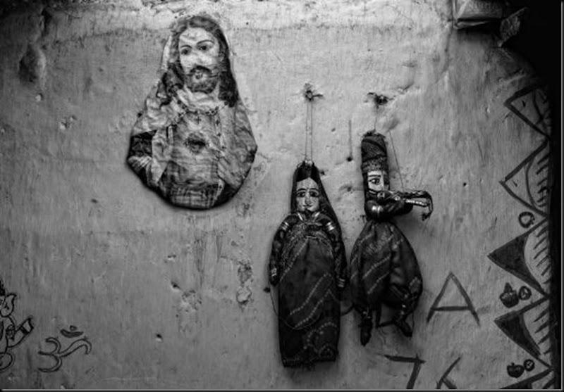 Nel quartiere convivono nell''arte' cristiani, musulmani e induisti