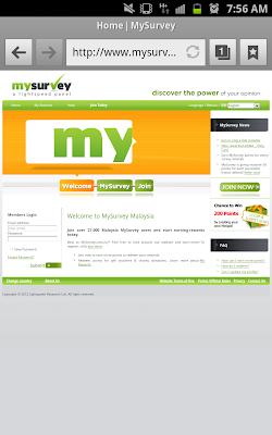 http://www.mysurvey.com.my